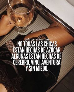 Smart Quotes, Me Quotes, Women Empowerment Quotes, Hustle Quotes, Quotes En Espanol, Love Phrases, Spanish Quotes, Powerful Women, Strong Women