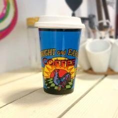 #Goodmorning!! Aunque llueva, vamos a por una gran #semana ;) Encuentra esta #taza en www.differentshop.es/tazas-y-vasos/143-taza-para-llevar-coffee.html