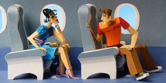 Alexai Lyapunov & Lena Ehrlich - Airplane