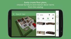 Planner 5D - Interior Design- gambar mini screenshot