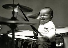 Little Drummer boy baby playing drums Baby Birthday Card, Birthday Greetings, Birthday Wishes, Happy Birthday Drums, Birthday Music, Special Birthday, Birthday Quotes, Pub Radio, Shirley Baker