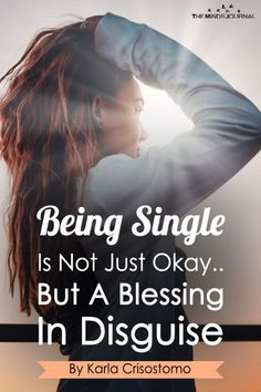 Being Single Is Not Just Okay But A Blessing In Disguise Being single becomes a blessing if you just observe every good thing it gives you. Love Being Single, How To Be Single, Single And Happy, Single Life, Living Single, Abusive Relationship, Relationship Tips, Emotional Awareness, All We Know