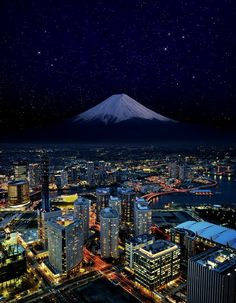 Yokohama e Fuji-san Yokohama, Monte Fuji, Iphone Wallpaper Japan, Travel Pictures, Travel Photos, Day Trips From Tokyo, Japan Holidays, Island Pictures, City Aesthetic
