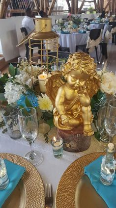 David, Table Decorations, Furniture, Home Decor, First Holy Communion, Decoration Home, Room Decor, Home Furnishings, Home Interior Design