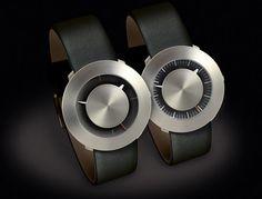 Clavius Ring Window Watch