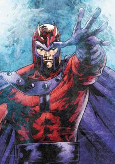 Magneto: Billy Tan