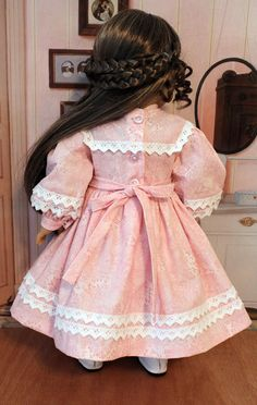 CLEARANCE SALE Civil War Dress Bonnet and by BabiesArtUs on Etsy