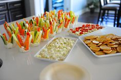 appetizers for baby shower