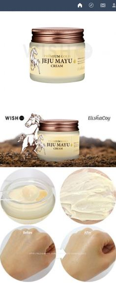 [ELISHACOY] Premium Gold Jeju Mayu Cream     Get the royal treatment with  the Premium Gold Jeju Mayu Cream !  + Rejuvenating. + Hydrating. + Whitening.  Brand: ELISHACOY Volume: 70g All Skin Types Made in Korea  Shop> http://www.wishtrend.com/skin-care/1320-premium-gold-jeju-mayu-cream-elishacoy.html#prettyPhoto