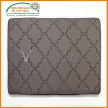 100% polyester washable 3d air mesh fabric mattresses topper