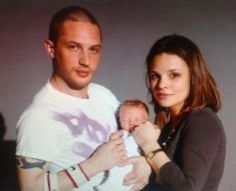 Tom Hardy & Rachael & Louis