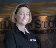"Meet Scottsdale massage therapist, Ryanna Sharp. ""I think I decided when I was younger that this was what I would do.  I would always massage my grandma's neck and shoulders and she told me I was really good at it,"" explains Ryanna. ""When in massage school, I was always drawn to helping people, and it seems I was always giving someone a massage during breaks and dinner.  Everyone loved it!"""