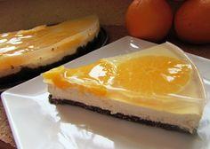Pomarančové osvieženie Cheesecake, Cooking, Desserts, Food, Kitchen, Tailgate Desserts, Deserts, Cheese Cakes, Eten