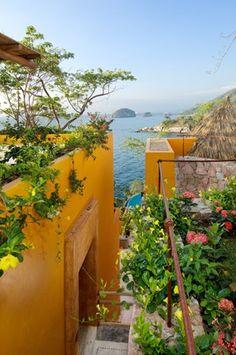 Far from simple sprawling Mexican Villa