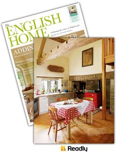 Readly - The English Home - 51 - The English Home May 2016 English House, English Style, Loft, Bed, Furniture, Beautiful, Home Decor, Magazines, Homes