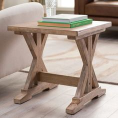 Farmhouse End Table Ideas: Inspiration and Shopping | Hunker