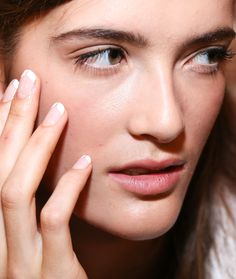 The New Nail Art Trend from Fashion Week - Tibi by Jin Soon Choi