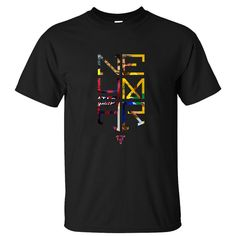 XTOTO Men's T-shirts Neymar JR Logo Soccer black -- Awesome products selected by Anna Churchill