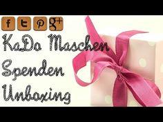 KaDo Maschen Spenden Unboxing Teil 2 - © Woolpedia - YouTube