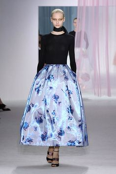 Love this from Dior - Look N° 51 / SPRING-SUMMER 2013 / Collection / READY-TO-WEAR / Woman / Fashion & Accessories / Dior official website