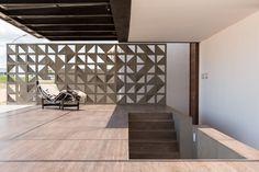 Inspiración para cerámica, simple pero efectiva. Residencia MCO / Esquadra|Yi