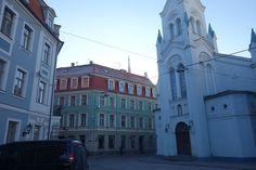 The Colors of Riga I decided to go to Riga, Latvia for a few...