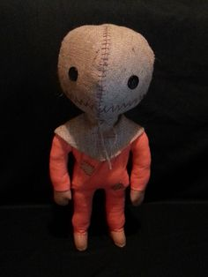 "Handmade Doll 18"" 'Sam' - Ships From London by MoodyVoodies on Etsy https://www.etsy.com/listing/208186353/handmade-doll-18-sam-ships-from-london"