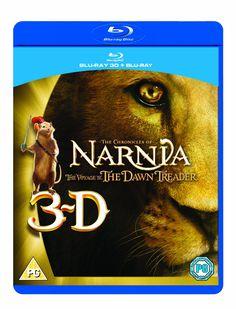 The Chronicles of Narnia: The Voyage of the Dawn Treader Blu-ray 3D + Blu-ray Region A & B: Amazon.co.uk: Georgie Henley, Skandar Keynes, Ben Barnes, Will Poulter, Tilda Swinton, Michael Apted: DVD & Blu-ray