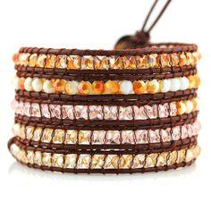 Wrap Bracelets, Leather Wrap Bracelets and Vegan Wrap Bracelets – Page 2 – Victoria Emerson