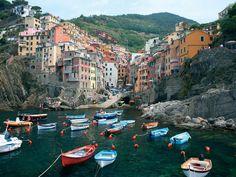 Cinque Terre, Amalfi Coast