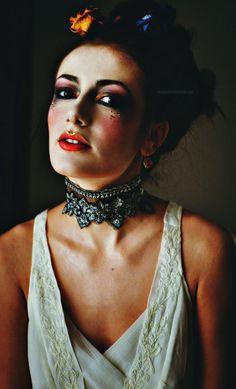 Baroque Makeup  Makeup Artist - Dana Ivan