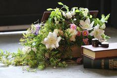 French mood Flower arrangement