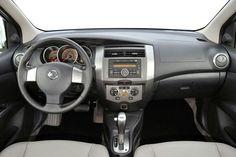 Nissan grand livina painel
