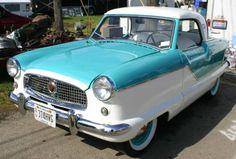 1958 Nash Metropolitan
