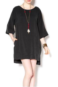 Pinkyotto So Soft Shift Dress $125