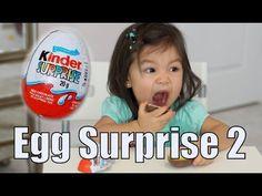 Julianna's 2nd Egg Surprise! - itsMommysLife