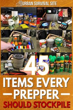 Emergency Preparedness Kit, Emergency Preparation, Survival Prepping, Survival Gear, Survival Skills, Camping Survival, Survival Stuff, Outdoor Survival, Survival Clothing