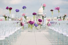 Clear Lucite Seating