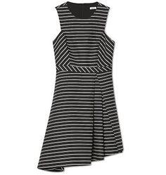 STRIPE ASYMMETRIC HEM DRESS Jumpsuit Dress, Summer 2015, Peplum, Stuff To Buy, Tops, Dresses, Women, Fashion, Overall Dress