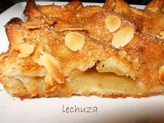Empanada de manzana Manzanita, Pastry Shop, Churros, Soul Food, Sandwiches, Bakery, Deserts, Food And Drink, Sweets