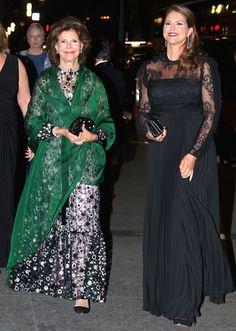 Madeleine in dress from Self Portrait | Royal Fashion Blog