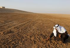 Global Warming Helped Spur Syrian War, Study Says