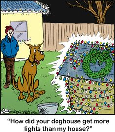 Marmaduke Comic Strip, December 14, 2015     on GoComics.com