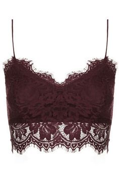 Petite Lace Bralet - Petite - New In This Week - New In