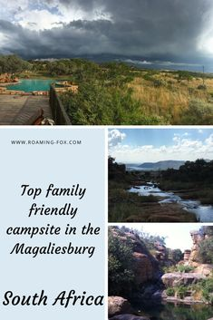 Mountain Sanctuary Park - Top family friendly campsite in the Magaliesburg, South Africa Travel Around The World, Around The Worlds, Camping Glamping, Rock Pools, Photo Essay, Nature Reserve, Walking In Nature, Africa Travel, Amazing Destinations