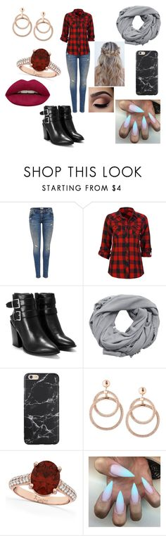 """""""Untitled #280"""" by ohmygshsomeoneactually on Polyvore featuring Full Tilt, Nasty Gal, MANGO, Allurez and Huda Beauty"""