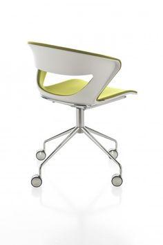 Kicca Kastel - Büro  Kicca hat alle Eigenschaften um jedermann zu gefallen und überall geschätzt zu werden. Kicca, mit seinen lebendigen Farben und seinem modernen Design, ist der typische Stuhl für einen jugendlichen und dynamischen Stil.  http://www.storeswiss.com/de/prod/buro/stuhle-54/kicca-kastel-buro.html