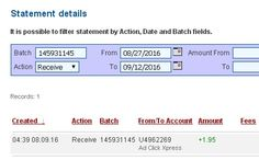 I am getting paid daily at ACX and here is proof of my latest withdrawal. This is not a scam and I love making money online with Ad Click Xpress. Join for FREE and get 20$ + 10$ + 5$ Monsoon, Ad and Media value packs from ACX. My #11 Withdrawal Proof of online income from Ad Click Xpress.