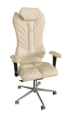 Кресло Monarch - кресло с интересным дизайном и обивкой из эко кожи.