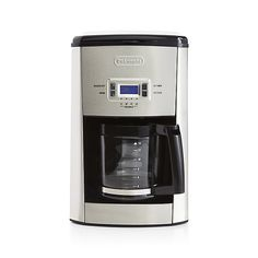 Capresso Infinity Silver Grade Electric Burr Coffee Grinder Coffee Grinders